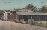 LACUL SARAT  RESTAURANT SI CASINO  CIRC. 1925 LIBRARIA MANEA & STANESCU , BRAILA