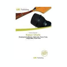 Kaiser Chiefs - Carte in engleza