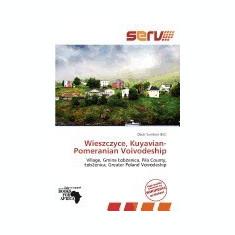 Wieszczyce, Kuyavian-Pomeranian Voivodeship - Carte in engleza