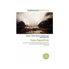 Cape Expedition - Carte in engleza