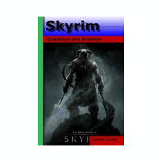 Skyrim: Questions and Answers - Carte in engleza