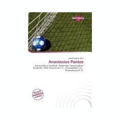 Anastasios Pantos - Carte in engleza
