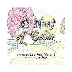 A Nest of Color - Carte in engleza
