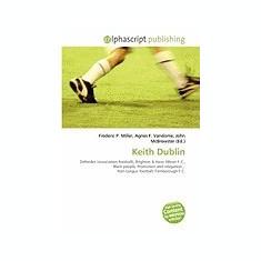Keith Dublin - Carte in engleza