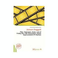 Jensen Daggett - Carte in engleza