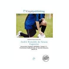 Andr Ronaldo de Souza Esposito - Carte in engleza