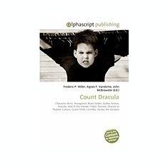 Count Dracula - Carte in engleza