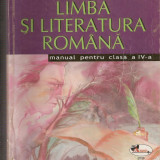 Limba și literatura română pentru clasa a IV-a - Manual scolar, Clasa 4