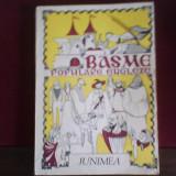 Basme populare engleze, ilustr. George Scutaru - Carte Basme