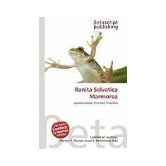 Ranita Selvatica Marmorea - Carte in engleza
