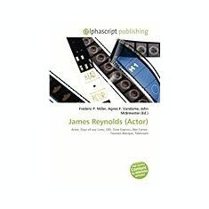 James Reynolds (Actor) - Carte in engleza