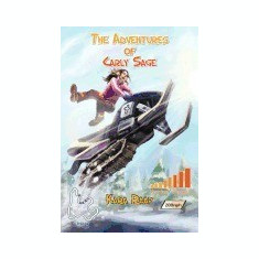 The Adventures of Carly Sage - Carte in engleza