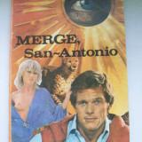 MERGE, SAN-ANTONIO SAN-ANTONIO NR 1 - Carte politiste