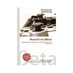 Musashi No B Ken - Carte in engleza