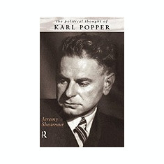 Political Thought of Karl Popper - Carte in engleza