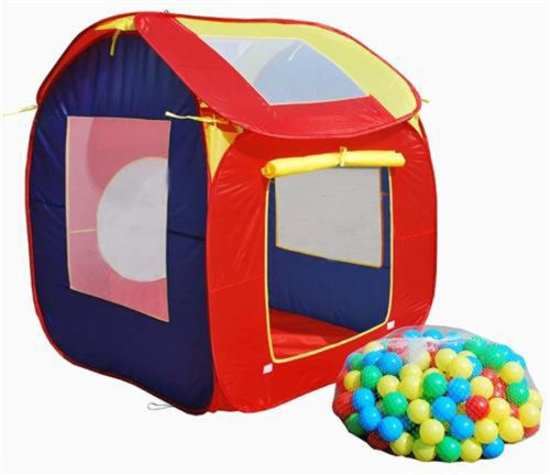 Cort joaca copii cu 200 bile Tarc joaca copii Piscina bile foto mare