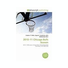 2010-11 Chicago Bulls Season - Carte in engleza