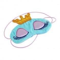Masca de dormit - Ochelari de dormit Masca dormit, Marime: Marime universala, Culoare: Albastru