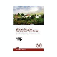 Witowo, Kuyavian-Pomeranian Voivodeship - Carte in engleza