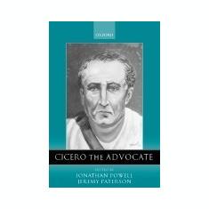 Cicero the Advocate - Carte in engleza