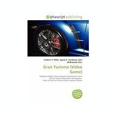 Gran Turismo (Video Game) - Carte in engleza