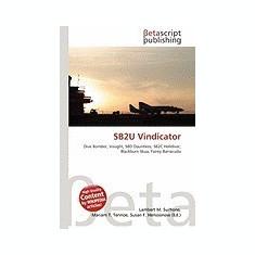 Sb2u Vindicator - Carte in engleza