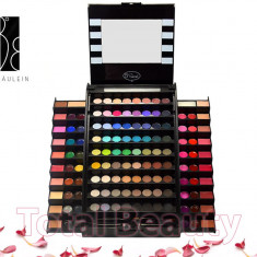 Trusa machiaj multifunctionala 130 culori Fraulein38 - Trusa make up