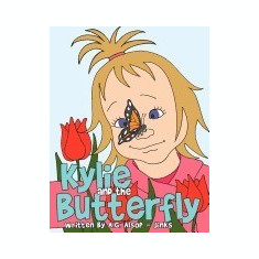 Kylie and the Butterfly - Carte in engleza