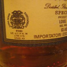 Whisky, LONG JOHN, (D) blended scotch wisky, cl.75 gr.40 ani 60/70