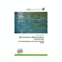 Manchester Metropolitan University - Carte in engleza