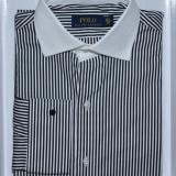 Camasi Ralph Lauren masura S de ocazie - Camasa barbati Ralph Lauren, Marime: S, Culoare: Negru, Maneca lunga
