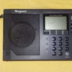 RADIO RECEIVER MAGNUM WR218 , STARE FOARTE BUNA  ! FUNCTIONEAZA .