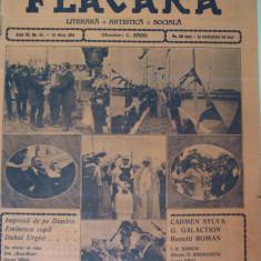 Flacara 10 mai 1914 impresii de pe Dunare Carmen Sylva Eminescu copil
