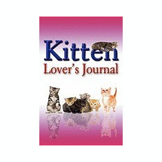Kitten Lover's Journal - Carte in engleza