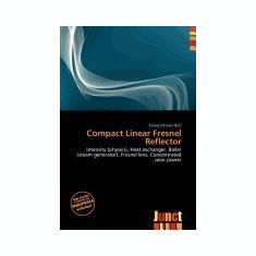 Compact Linear Fresnel Reflector - Carte in engleza