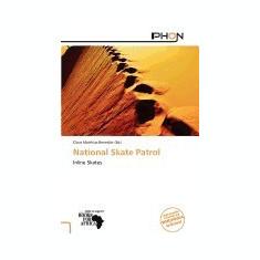 National Skate Patrol - Carte in engleza