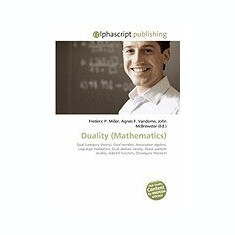 Duality (Mathematics) - Carte in engleza