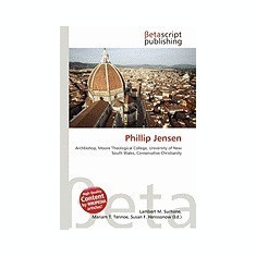 Phillip Jensen - Carte in engleza