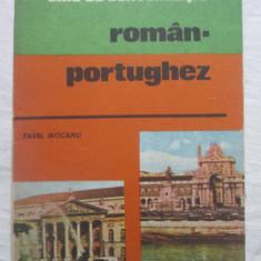 Pavel Mocanu - Ghid de conversatie Altele Roman portughez