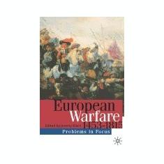 European Warfare, 1453-1815 - Carte in engleza
