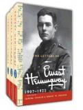 The Letters of Ernest Hemingway Hardback Set Volumes 1-3: Volume 1-3
