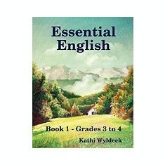 Essential English Book 1 - Carte in engleza
