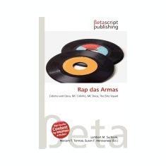 Rap Das Armas - Carte in engleza
