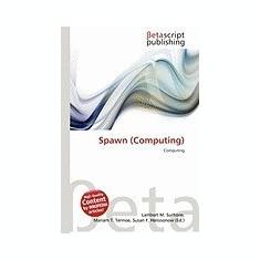 Spawn (Computing) - Carte in engleza