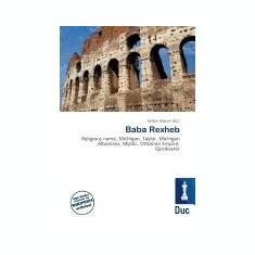 Baba Rexheb - Carte in engleza