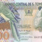 Bancnota Sao Tome si Principe 10.000 Dobras 2004 - P66b UNC - bancnota africa