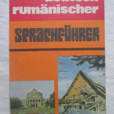 Deutsch rumanischer sprachfuhrer - Ghid de conversatie Altele