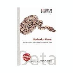 Barbados Racer - Carte in engleza