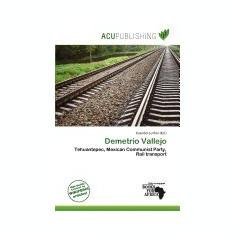 Demetrio Vallejo - Carte in engleza