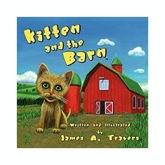 Kitten and the Barn - Carte in engleza